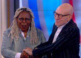 "Patrick Stewart convida Whoopi Goldberg para a 2ª temporada de ""Star Trek: Picard"""