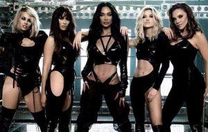 """Pussycat Dolls divulgam capa oficial do single """"React"""", que chega em fevereiro"""