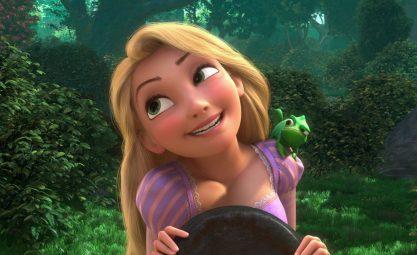 Live-action de Rapunzel