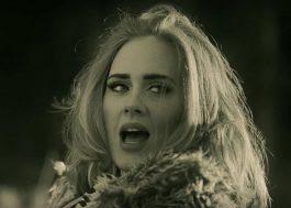Durante casamento de amiga, Adele diz que seu novo álbum deve chegar em setembro!