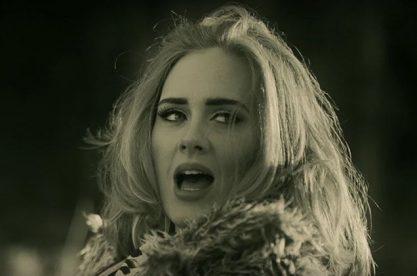 Álbum de Adele em setembro!