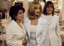 "Bette Midler, Goldie Hawn e Diane Keaton vão estrelar a comédia ""The Family Jewels"""