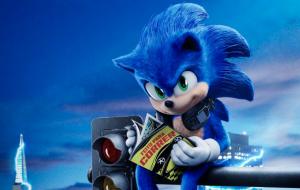 """""""Sonic: O Filme"""" se torna filme baseado em game com a maior bilheteria de estreia"""