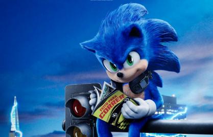Sonic quebrando recorde