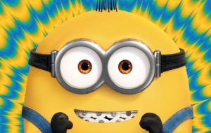 """""""Minions 2: A Origem de Gru"""": novo minion estampa 1º cartaz do filme"""