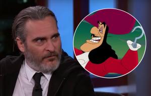 """Disney quer Joaquin Phoenix como Capitão Gancho em live-action de """"Peter Pan"""", diz site"""