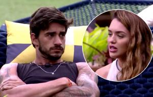 BBB20: Guilherme pede conselhos a Rafa Kalimann após chorar por Gabi