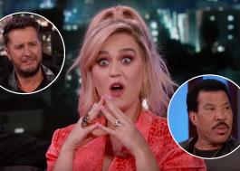 Katy Perry diz que não vai convidar jurados do American Idol para seu casamento com Orlando Bloom