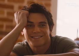 """""""Enquanto Estivermos Juntos"""", filme protagonizado por KJ Apa, ganha novo trailer"""
