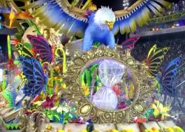 Águia de Ouro é a campeã do Carnaval de São Paulo pela 1ª vez