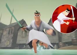 """Battle Through Time"", novo jogo de ""Samurai Jack"", ganha primeiro trailer!"