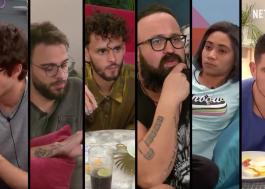"""Netflix libera vídeo revelando os participantes de """"The Circle Brasil"""""""