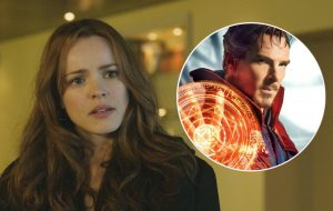 """Rachel McAdams não deve estar na sequência de """"Doutor Estranho"""", diz site"""