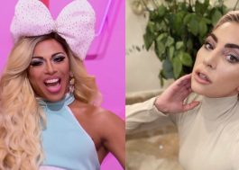 "Shangela dá a entender que participou do clipe de ""Stupid Love"", de Lady Gaga"