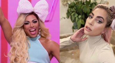 Shangela em novo clipe de Gaga?
