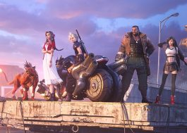 """""""Final Fantasy VII Remake"""" ganha nova imagem; jogo chega em abril"""