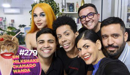 Nosso feat com Santíssima Trindade das Perucas!