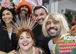 Inventando blocos de Carnaval e samba-enredos com Babu Carreira e Chico Felitti