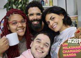 Vivendo a ressaca dos bloquinhos com Lorelay Fox, Thiago Theodoro e Jamile Godoy