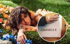 """Camila Cabello publica vídeo dos bastidores do filme musical de """"Cinderella"""""""