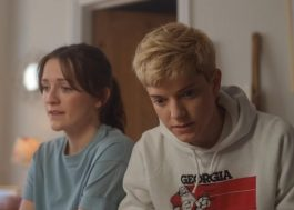 "Casal vive altos e baixos no trailer de ""Feel Good"", nova série da Netflix"