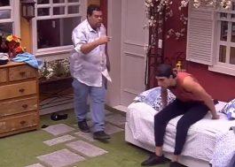 BBB20: Babu e Felipe traçam plano para colocar brothers com menos estalecas na xepa