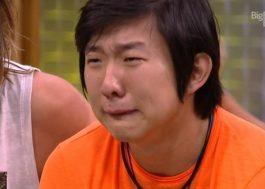 BBB20: Pyong conhece o filho durante almoço do anjo e se emociona