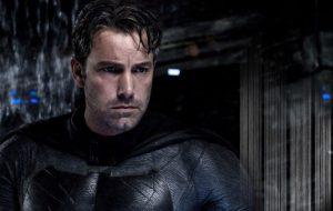 """Ben Affleck está loiro nas fotos dos bastidores de """"The Last Duel"""""""