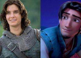 """Ben Barnes, de """"As Crônicas de Nárnia"""", quer atuar no live-action de Rapunzel"""