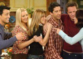"""Vendas dos DVDs de """"Friends"""" triplicam após a série sair da Netflix US"""