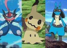 Pesquisa oficial revela os dez Pokémon mais populares do mundo