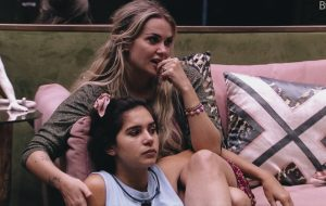 BBB20: Marcela deixa claro que votaria em Daniel no lugar da Gizelly