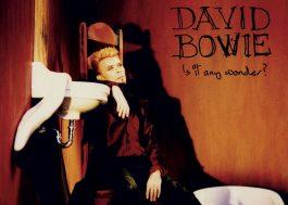 """""""Is It Any Wonder?"""": David Bowie ganha novo EP com versões raras e faixas inéditas"""