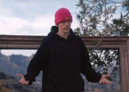 "Justin Bieber lança clipe de ""E.T.A"" na Apple Music"
