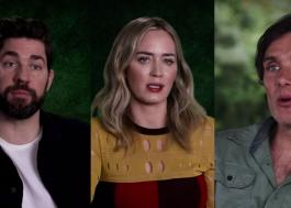"""""""Um Lugar Silencioso – Parte II"""" ganha novo vídeo de bastidores com elenco"""