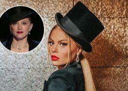 Luísa Sonza se fantasia de Madonna no VMA de 2003 para bloco de Carnaval