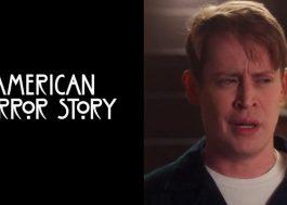 "Macaulay Culkin estará na décima temporada de ""American Horror Story""; assista ao trailer!"