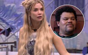 """BBB20: Marcela sobre Babu: """"É horroroso conviver com ele dentro dessa casa"""""""
