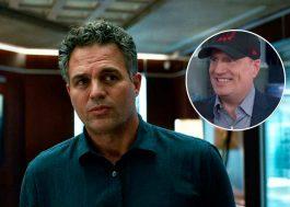 Mark Ruffalo diz que Kevin Feige quase saiu da Marvel após lutar por diversidade nos filmes