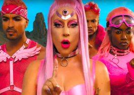 """SAIU! Lady Gaga vive heroína sci-fi em """"Stupid Love"""", seu novo clipe"""
