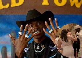 Lil Nas X entra de penetra em casamento na Disney World!