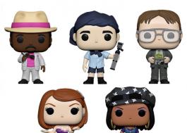 """Personagens de """"The Office"""" ganharão novos bonecos colecionáveis da Funko"""