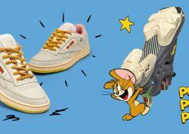 """Reebok lança linha inspirada em """"Tom & Jerry""""; confira"""