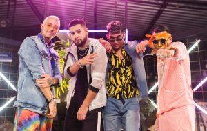 """Ruxell, Jerry Smith, Felipe Original e MC Anônimo lançam """"Beat Envolvente"""", que já chega com clipe"""