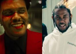 """The Weeknd e Kendrick Lamar são processados por música da trilha sonora de """"Pantera Negra"""""""