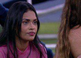 Flayslane pede desculpas para Rafa Kalimann após eliminação de Bianca