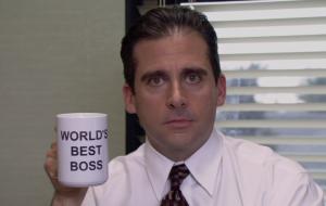 """Steve Carell não queria ter deixado """"The Office"""" após a 7ª temporada, revela livro"""