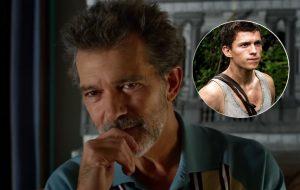 """Antonio Banderas entra para elenco de """"Uncharted"""", filme estrelado por Tom Holland"""