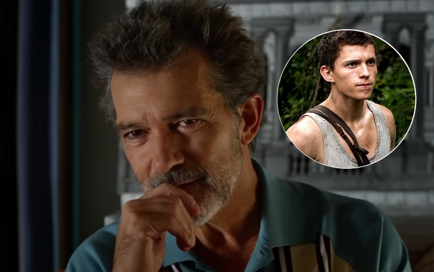 upcoming uncharted tom holland