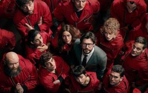 """Quarta temporada de """"La Casa de Papel"""" ganha novo pôster!"""